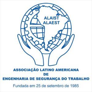 Logo ALAEST em Azul